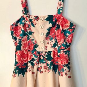 Pink Anthropologie Plenty Dress by Tracy Reese 14